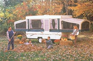 Pop-up Camping Trailer RV - RV Basics .com