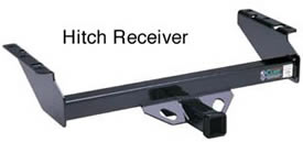 trailr hitch receiver